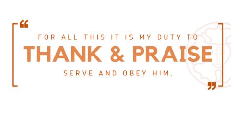 The Goals of Thankfulness