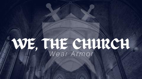 We, The Church 08.29.2021
